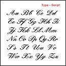 Type - Script