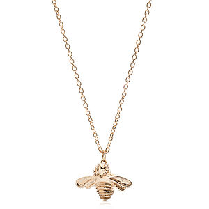 Honey Bee Necklace - necklaces & pendants