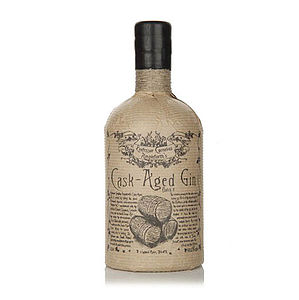 Cornelius Ampleforth's Cask Aged Gin - food & drink gifts
