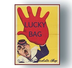 Birthday Or Occasions Lucky Bags