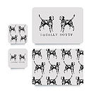 Dalmatian Coaster Or Placemat