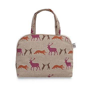 Animals Bowling Bag