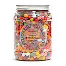 Giant Jar Of Christmas Sweets Personnalised