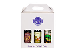 Beer Lover's Gift Pack - wines, beers & spirits