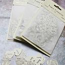 Vintage Style Horseshoe Paper Confetti