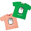 Girl's T Shirt Set