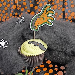 Novelty Halloween Cake Toppers - kitchen accessories