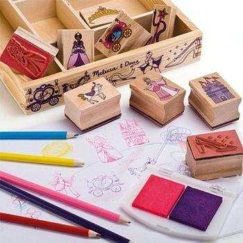 Child's Stamp Sets