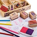 Child's Stamp Sets