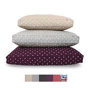 Mattress Dog Bed In Six Classic Fabrics - dogs
