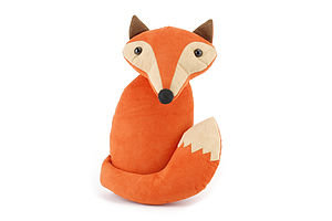 Mr Fox Door Stop - decorative accessories