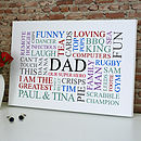 white background coloured text canvas
