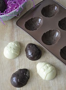 Chocolate Egg Baking Mould
