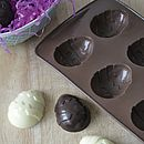 Chocolate Easter Egg Baking Mould