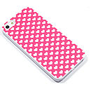 Heart Polka Dot Case For iPhone