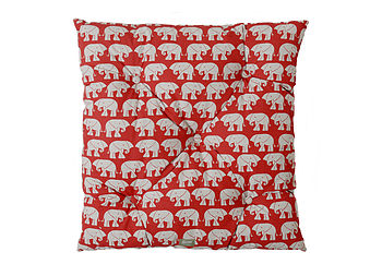 Nellie Print Scatter Cushion
