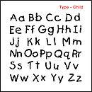 Type - Child