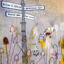 Personalised Signpost Wall Art