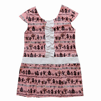 Girl's Alice Dress