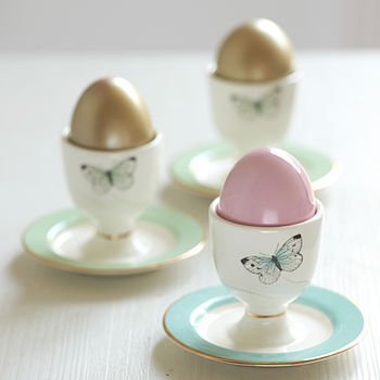 Butterfly Egg Cup