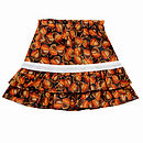 Girl's Ruffled Skirt