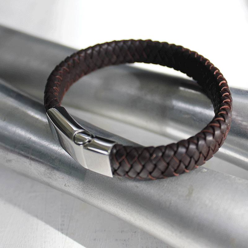 leather bracelet for men - photo #8