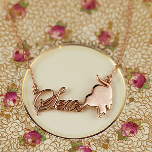 Rose Gold Necklace - necklaces & pendants