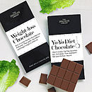 'Weight Loss' Chocolate
