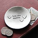 'Love You Mummy' Mini Trinket Dish