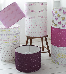 Handmade How I Wonder Lampshade