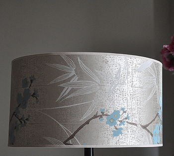 Oriental Lampshade
