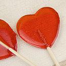Sweetheart Lollipops