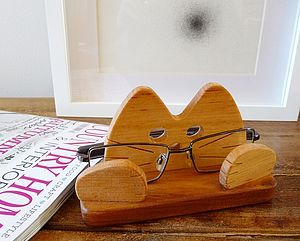 Eyeglass Holder Cat - storage & organising