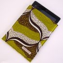Vintage Fabric Case For IPad
