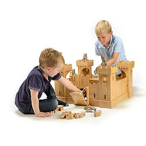 King's Castle Playset - traditional toys & games