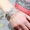 Set Of 'Dance' Bangles
