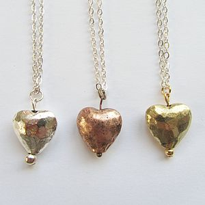 Heart Necklace - necklaces & pendants