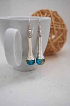 Oorbelle Globe Earrings