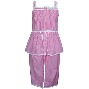Esther Strap Pyjamas - lingerie & nightwear