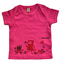 Baby & Kids Woodland Organic Cotton T Shirt