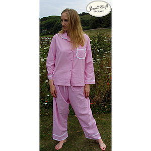 Amelie Cotton Pyjamas - lingerie & nightwear