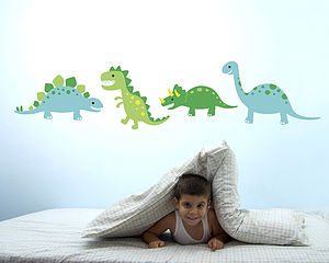 Dinosaur Wall Stickers - wall stickers