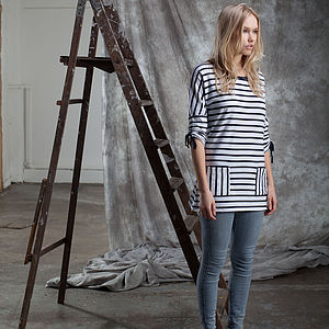 Blissed Out Tunic - t-shirts, tops & tunics