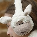Sheepy Ear Muffs