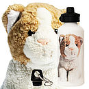 Your Teddy On A Water Bottle