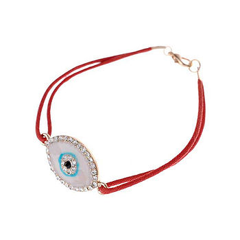 Eye Friendship Bracelet