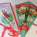 Vintage Style Kite