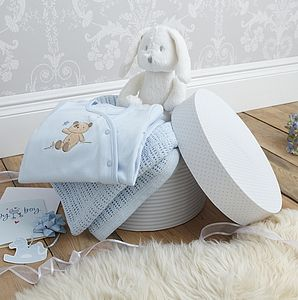 Welcome Home New Baby Gift Set - blankets, comforters & throws