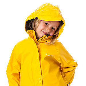 Child's Rain Set - clothing