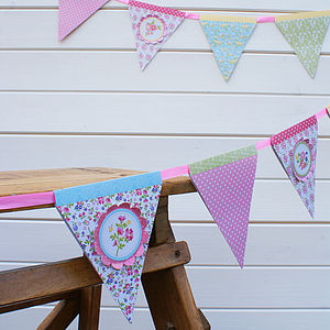 Create Your Own Bunting Kit - bunting & garlands